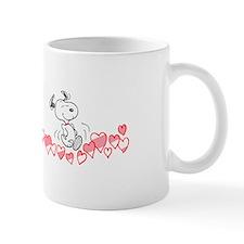 Happy Hearts Small Mug