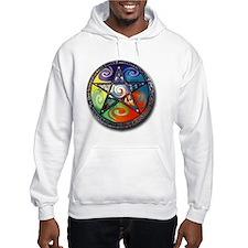 pentacle elements Jumper Hoody