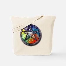 pentacle elements Tote Bag