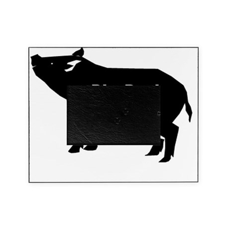 pig dad-001 Picture Frame