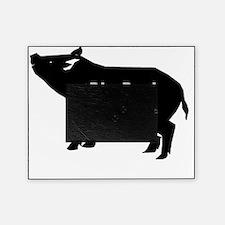 pig dad-001 Picture Frame