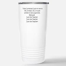 teachercreed Travel Mug