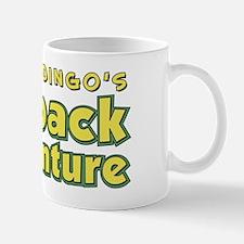 DingoTitleWriting Mug