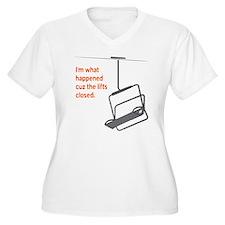 Snowsports_Lifts_ T-Shirt