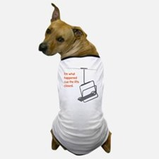 Snowsports_Lifts_Closed_Orange Dog T-Shirt