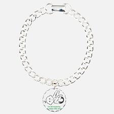 Yoga_HappyBaby_Green Bracelet