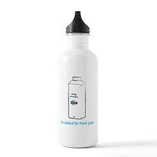 Snowsports_PowPow_Blue Water Bottle