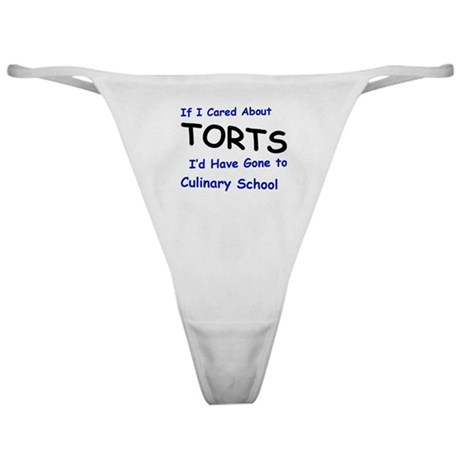 Tort Law Thong