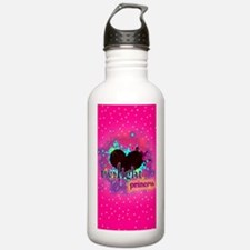 twilight princess ipho Water Bottle