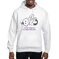 Yoga_HappyBaby_Purple Hoodie
