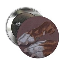 "Pitty Feet 2.25"" Button"