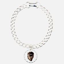 CK9D with dog (dark) FRO Bracelet
