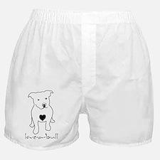 love-a-bull_light Boxer Shorts