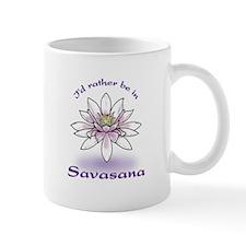Savasana Mug
