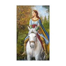 marian fin Decal