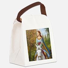 DSCN3258 marian square Canvas Lunch Bag