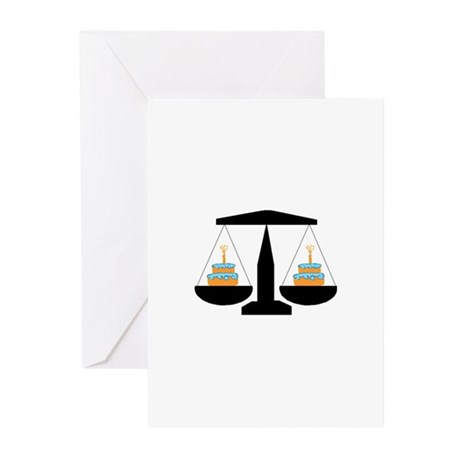 Tort Law Greeting Cards (Pk of 10)