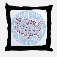 all-about-sanity-blu-LTT Throw Pillow