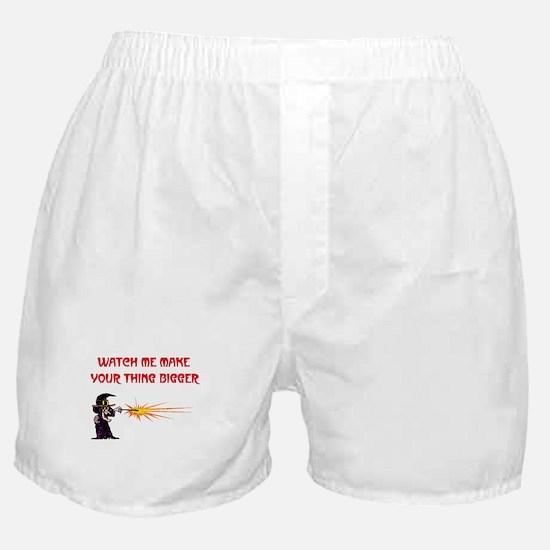 BIGGER THING Boxer Shorts
