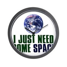 somespace Wall Clock