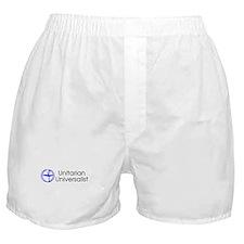 Unitarian Universalist Boxer Shorts