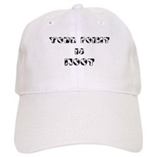 Your point is MOOT Baseball Cap