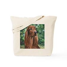 Irish_Setter_M Tote Bag