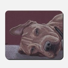 DogTired Mousepad