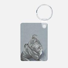 pitbull-7 Keychains