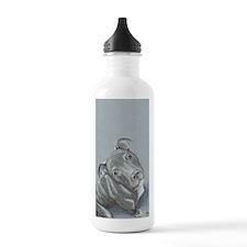 pitbull-7 Water Bottle
