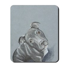 pitbull-7 Mousepad