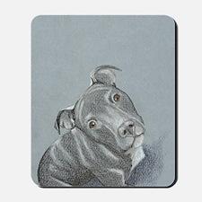 pitbull-7 Mousepad