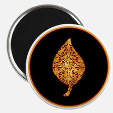 GoldleafLeafBr Magnet