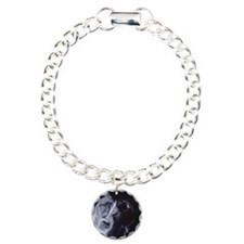 Blue Light-square Bracelet
