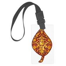 GoldleafLeafTR Luggage Tag