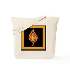 GoldleafLeafBsf Tote Bag