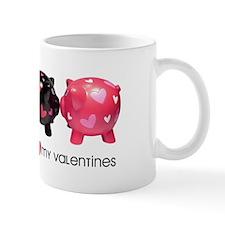 I Love my Piggy Valentines - Mug