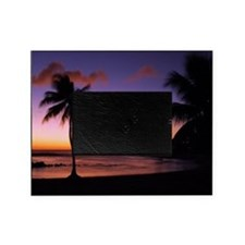 poipu_sunset Picture Frame
