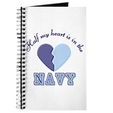 Half my heart is in the Navy Journal