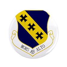 "7th Bomb Wing - Mors Ab Alto 3.5"" Button"