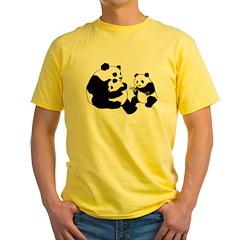 Panda Family T
