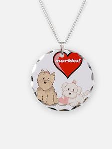 teddy-bear-tshirt Necklace
