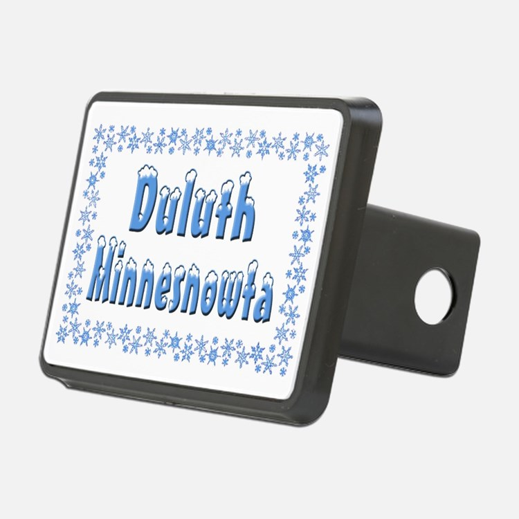 DuluthMinnesnowta Hitch Cover