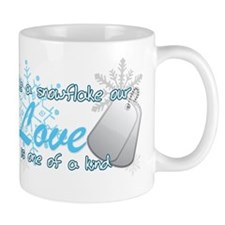 LR Snow 2 Coffee Mug