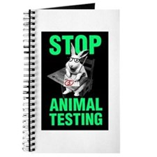 STOP ANIMAL TESTING Journal