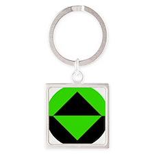 IconV Square Keychain