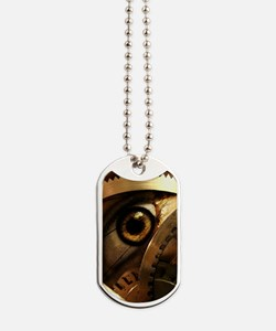 Eye of the Beholder Dog Tags