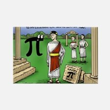Pi_48 Caesar Ides of March (7.5x4 Rectangle Magnet