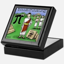 Pi_48 Caesar Ides of March (17.5x11.5 Keepsake Box