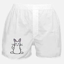 Attitude Bunny Boxer Shorts